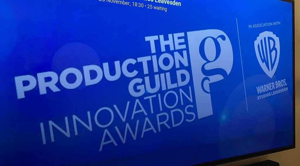 Production Guild Innovation Awards