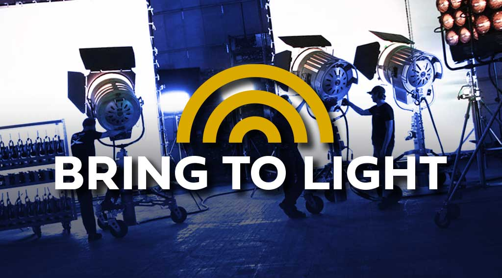 Bring To Light trainee programme